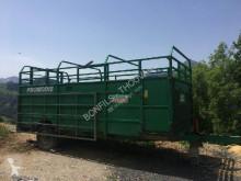 Remolque agrícola Cargo VANTO 500 remolque ganadero usado