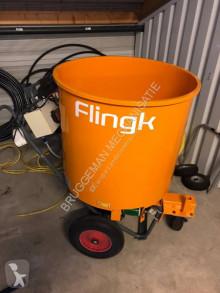 Material de ganadería otro material de ganadería Flingk SE250 boxenvuller instrooier
