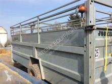 Remolque agrícola Joskin BETIMAX RDS6000 remolque ganadero usado