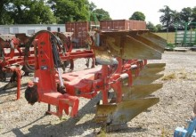 أدوات تربة غير متحركة محراث Grégoire-Besson RY 5 corps non stop hydraulique