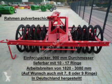 toprak işleme malzemeleri Euro-Jabelmann Einfachpacker, 11 Ringe, 900 mm, 2,00 m Arbeitsbreite, NEU