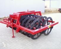 outils du sol Euro-Jabelmann Doppelpacker, 11 Ringe, 900 mm, 1,46 m Arbeitsbreite, NEU