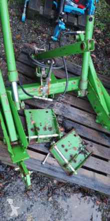 Aperos accionados para trabajo del suelo Amazone portacourt usado