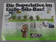 nc gebr. Güllesilo Güllebehälter, 700 m³, feuerverzinkt agricultural implements