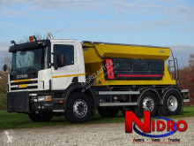 camion spargisale-spazzaneve Erpice rotativa nc