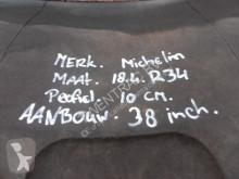 náhradné diely nc DUBBELLUCHT MICHELIN 18.4 R 34
