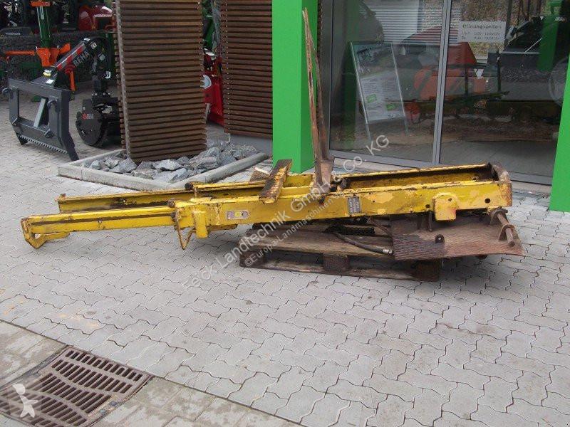 Ver las fotos Aperos trabajos de suelo nc Staplermast für Radladeranbau