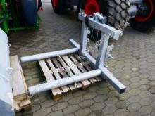 Fliegl Compact-Combi Rundballenaufnahme agricultural implements