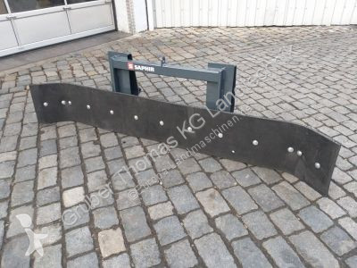 Vedeţi fotografiile Unelte de prelucrat solul Lemken Gummischieber mit Euroaufn. 2,75m