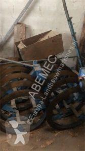 outils du sol Lemken WDP 80 13 ringen 150cm vorenpakker