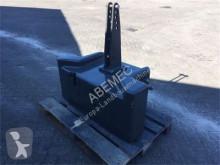 outils du sol nc Pateer gietijzeren gewichtblok 1400 kg grijs