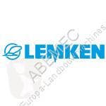 toprak işleme malzemeleri Lemken Tandenpakkerwals ZPW 550