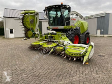Claas Orbis 750 AC agricultural implements
