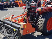 Aperos trabajos de suelo Kubota MTZ135 Aperos accionados para trabajo del suelo Grada rotatoria nuevo