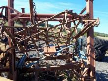 Ferramentas de solo Rau Ferramenta do solo não motorizado Charrua de gradar usada