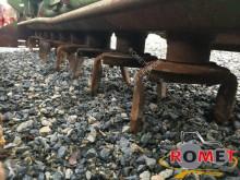 Aperos accionados para trabajo del suelo Grada rotatoria usado Amazone