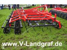 Ferramentas de solo Ferramenta do solo não motorizado Vibrocultor Expom Lech