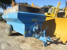 Used Harvest tipper Rock