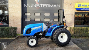 Tracteur enjambeur New Holland