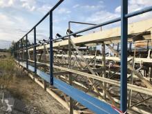 Trituración, reciclaje Hazemag 35 m cinta transportadora usado