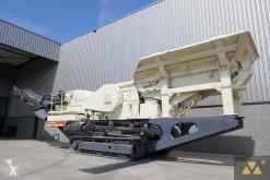 Trituración, reciclaje trituradora usado Metso LT105