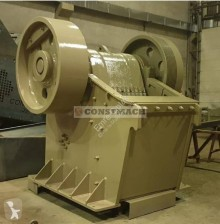Constmach 150 tph CAPACITY PRIMARY JAW CRUSHER – 90 x 65 cm OPENING SIZE