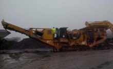 Tesab 10570 used crusher