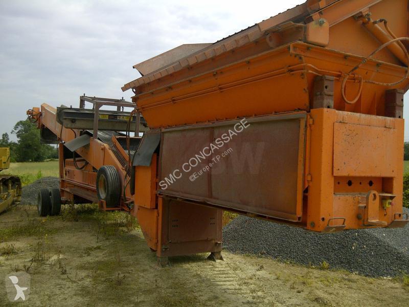 Zobraziť fotky Drvenie, recyklácia Finlay F 312