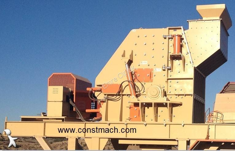 Vedeţi fotografiile Concasare, reciclare Constmach SECONDARY IMPACT CRUSHER – 150-200 tph CAPACITY – DELIVERY FROM STOCK