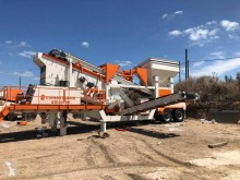 Constmach Mobile Screening and Washing Plant
