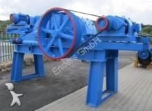 Trituración, reciclaje Krupp Glattwalzenbrecher triturador de basura usado