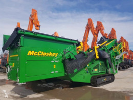 Breken, recyclen McCloskey s80 2d tweedehands zeefmachines