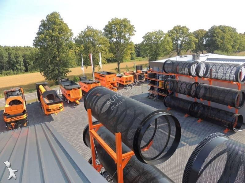 Ver as fotos Britadeira, reciclagem Doppstadt Bębey do Przesiewacza Doppstadt SM518 , SM618 , SM620 , SM718 , SM720