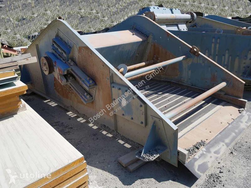 Ver as fotos Britadeira, reciclagem Krupp 1-Deck screen 4 x 1,8 m