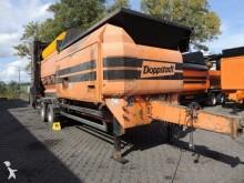 Breken, recyclen zeefmachines Doppstadt SM 518 Profi
