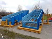 Trituración, reciclaje Weserhütte Doppeldeck cribadora usado