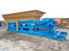 Krupp Schubwagen crushing, recycling used conveyor