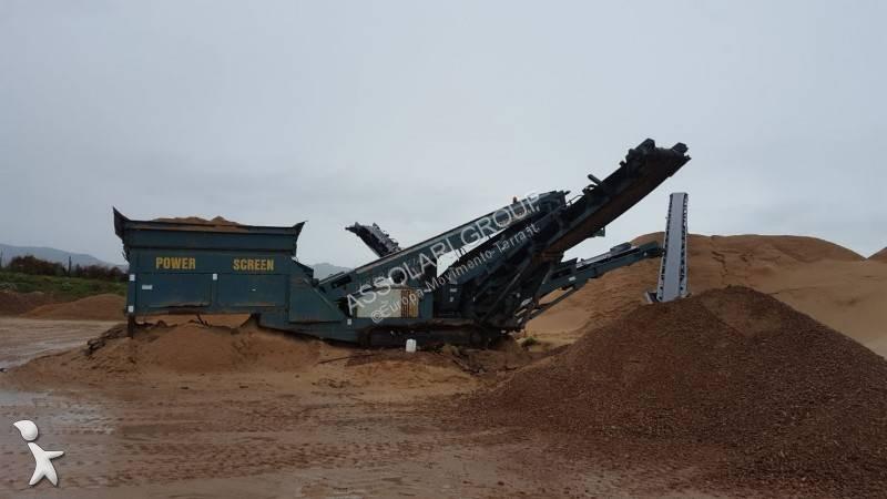 Vedeţi fotografiile Concasare, reciclare Powerscreen Chieftain 1400