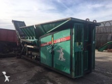 Forus waste shredder