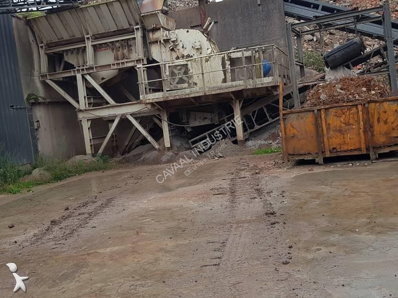 Ver las fotos Trituración, reciclaje Metso Minerals BP 1010
