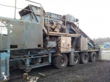 Bohringer RC-14 used crusher
