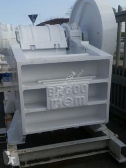 Trituración, reciclaje trituradora MEM BR600