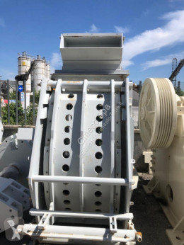 Trituración, reciclaje nc MFI800P trituradora usado