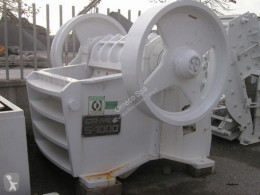 Trituración, reciclaje Comec S1000 trituradora usado