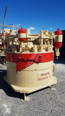 Dragon Machinery LJ36 FH gebrauchte Brechanlage