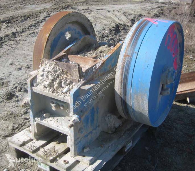 Vedeţi fotografiile Concasare, reciclare nc Ratzinge Jaw crusher 300x240