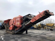 Terex Finlay J1160 used crusher