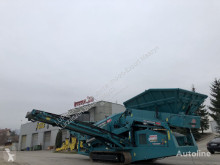 Concasare, reciclare Powerscreen Warrior 1800 - platformă transport maşini second-hand