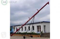 britadeira, reciclagem nc POM Augustów Überladeschnecke/Screw conveyor T 447/1/Transporteu