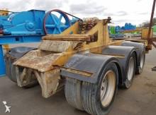Trituración, reciclaje Extec Transportbogie trituradora usado